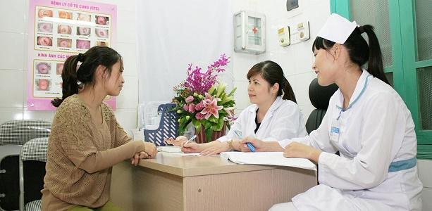 phương pháp chữa viêm âm đạo tại phòng khám ngô quyền