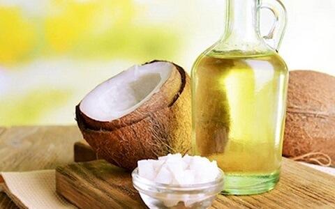 chữa viêm âm đạo bằng dầu dừa