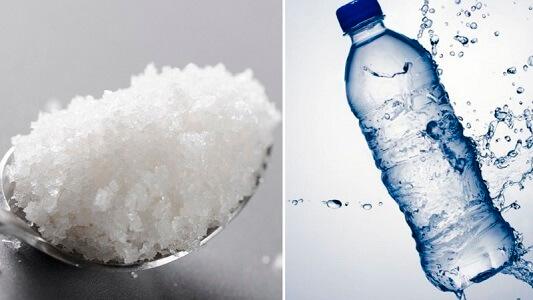 chữa viêm âm đạo bằng nước muối