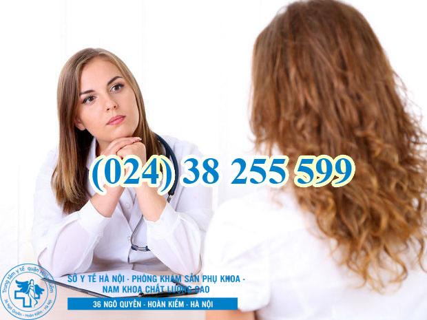 phương pháp chữa viêm âm đạo sau sinh
